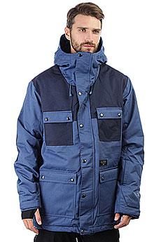Куртка утепленная Billabong Working Dark Blue