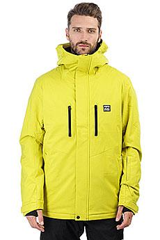 Куртка утепленная Billabong Motion Yellow