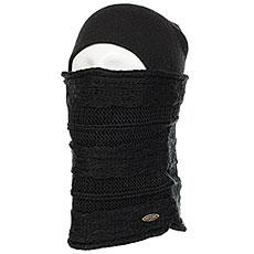 Шарф снуд женский Rip Curl Knit Tube Jet Black