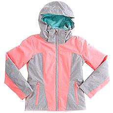 Куртка утепленная детская Roxy Sassy Girl Neon Grapefruit