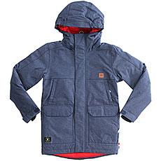 Куртка утепленная детская DC Harbor Insignia Blue