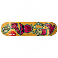Дека для скейтборда Almost Mullen Dumb Doodle 31.7 x 8 (20.3 см)