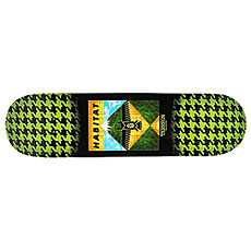 Дека для скейтборда Habitat Summit Green 8.375 (21.3 см)