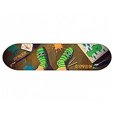 Дека для скейтборда Toy Machine Templeton Socks 8.125 (20.6 см)