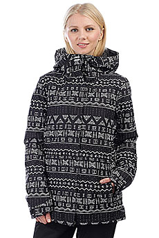 Куртка утепленная женская Billabong Akira Wandering Black