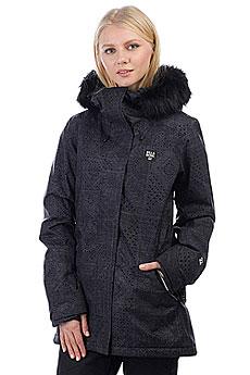 Куртка утепленная женская Billabong Diamond Dust Black