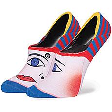 Носки низкие Stance Libertine Wmns Head Over Heels Multi