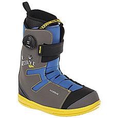 Ботинки для сноуборда детские Deeluxe Junior Multi