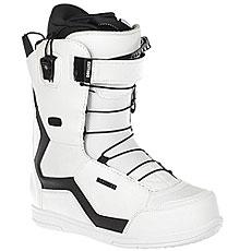 Ботинки для сноуборда Deeluxe 6.3 Pf fw18 white