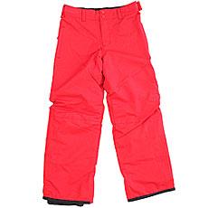 Штаны сноубордические детские Billabong Grom Red