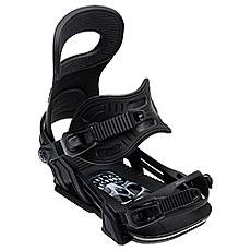 Крепления для сноуборда Bent Metal Transfer Black/Multi