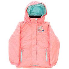 Куртка зимняя Roxy Anna Neon Grapefruit
