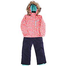 Комбинезон сноубордический Roxy Paradise Suit Neon Grapefruit