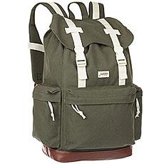 Рюкзак туристический Запорожец Daypack Heritage Green/Brown