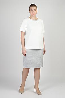 Блузка Steinberg Блузка Женская La-11017 WHITE
