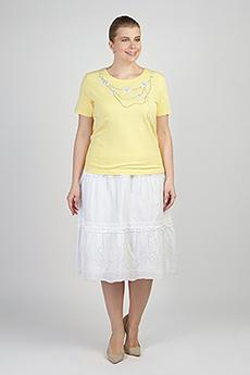 Юбка женская Steinberg Юбка Женская Ls-18411 WHITE
