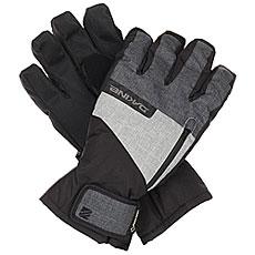Перчатки сноубордические Dakine Titan Short Carbon