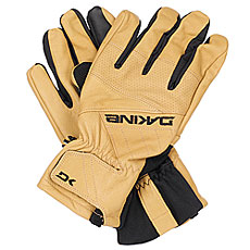 Перчатки сноубордические Dakine Daytona Glove Tan