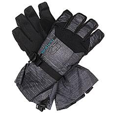 Перчатки сноубордические Dakine Scout Glove Black Birch