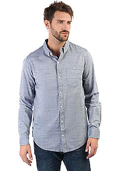 Рубашка Billabong All Day Slub Ls Deep Blue