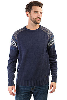 Свитер Billabong Wave Jack Navy Heather