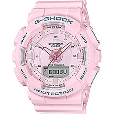 Кварцевые часы Casio G-Shock Gma-s130-4a Pink