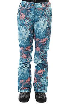 Штаны сноубордические женские Rip Curl Slinky Ptd Ink Blue