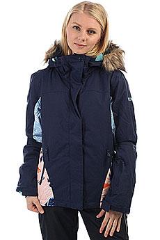 Куртка утепленная женская Roxy Jet Ski Mandarin Orange Pop