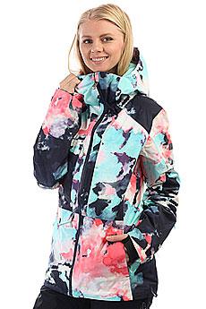 Куртка утепленная женская Roxy Essence Neon Grapefruit Clou