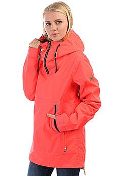 Анорак сноубордический женский DC Skyline Fiery Coral