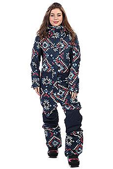 Комбинезон сноубордический женский Billabong Thyra Navajo Blue