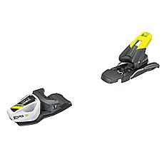 Крепления для лыж Head Evo 9 Race Brake Solid Black/Flash Yellow