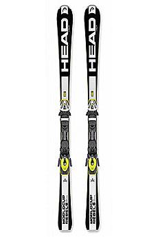 Горные лыжи Head Rebels Race Plate White/Black