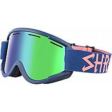 Маска для сноуборда Shred Nastify Navy Blue