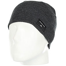 Шапка детская Quiksilver Cushyslouchyout Charcoal Heather