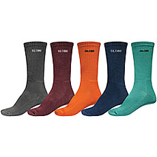 Комлект носков Globe Kensington Crew Sock