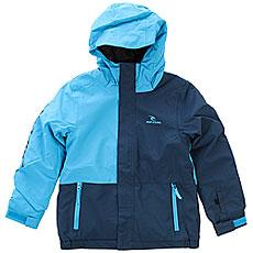 Куртка утепленная детская Rip Curl Enigma Jr Mediterranean Blue