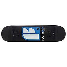 Дека для скейтборда Footwork Original Logo Black 32.5 x 8.25 (21 см)