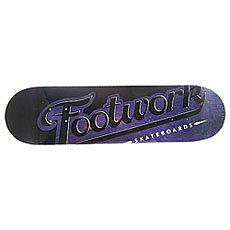 Дека для скейтборда Footwork Original Lucky Blue 31.4 x 8.125 (20.6 см)