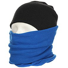 Шарф труба Footwork Hoop Neckwarmer Bright Blue