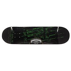 Дека для скейтборда Footwork Carbon Team Edition Camo Green