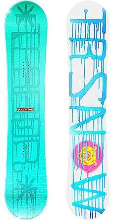 Сноуборд Trsnow Spray Blue
