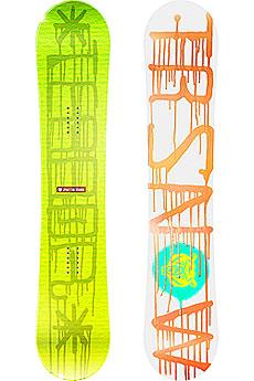 Сноуборд Trsnow Spray Yellow