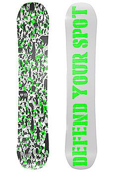 Сноуборд Terror Snow Defender Green/White