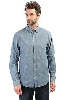Рубашка Carhartt WIP Kyoto Shirt Blue(Stone Washed)