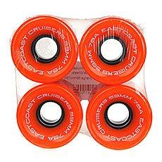 Колеса для лонгборда Eastcoast Shelby Orange 78A 59 mm
