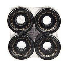 Колеса для лонгборда Eastcoast Shelby Black 78A 59 mm