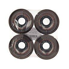 Колеса для лонгборда Eastcoast Shelby Clear Black 78A 70 mm