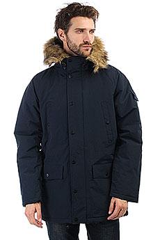 Куртка зимняя Carhartt WIP Anchorage Parka Dark Navy/Black