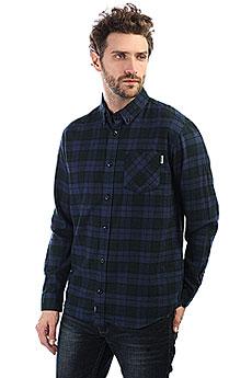 Рубашка в клетку Carhartt WIP Norton Shirt Blue/Parsley